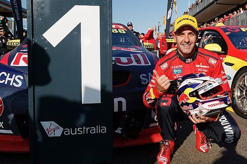 Record Supercars winner Whincup 'not out to tick boxes'
