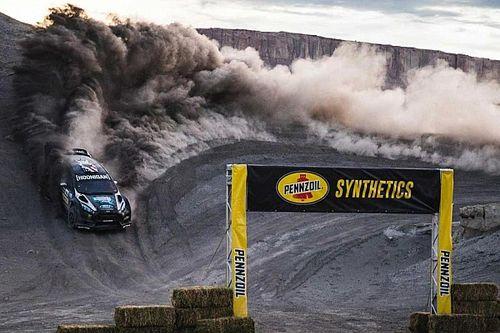 Vidéo - Ken Block fait voler la poussière dans son dernier Gymkhana!