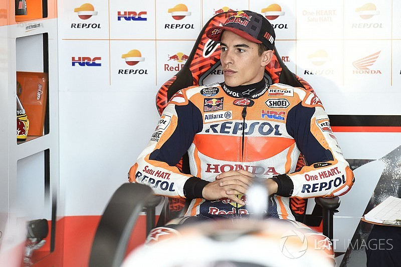 Australian MotoGP: Fast-starting Marquez tops first practice