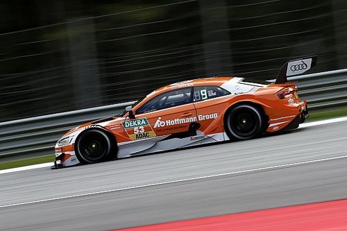 Red Bull Ring, Libere 2: Green si ripete e Mortara migliora. Disastro BMW