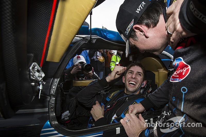 Альбукерке: Справжньому гонщику було б соромно перемагати після зіткнення