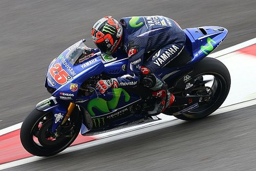 Vinales certain of single-lap speed, will focus on race pace