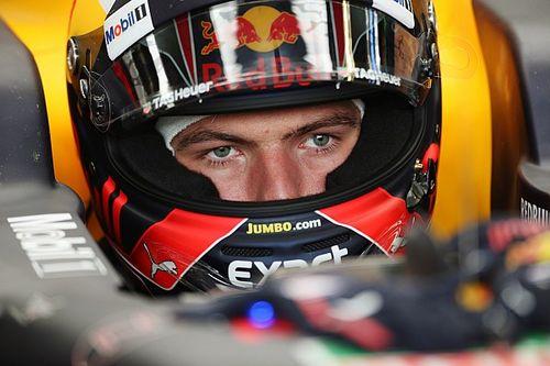 "Verstappen says F1 season ""completely crap"" so far"