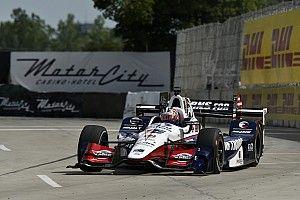 IndyCar-Double-Header in Detroit: Graham Rahal dominiert Rennen 1
