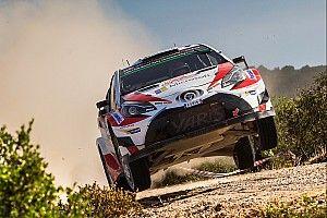 Toyota: ora la Yaris sullo sterrato vola. Latvala sul podio in Sardegna