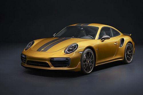Porsche 911 Turbo S Exclusive Series: sneller dan ooit