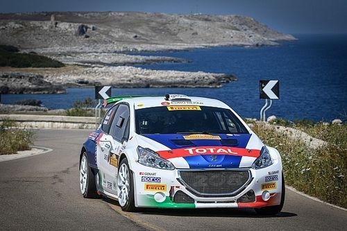 Andreucci e Peugeot imprendibili: il Rally del Salento è loro!