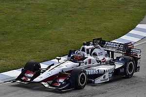 IndyCar Reporte de la carrera Graham Rahal repite la dosis y