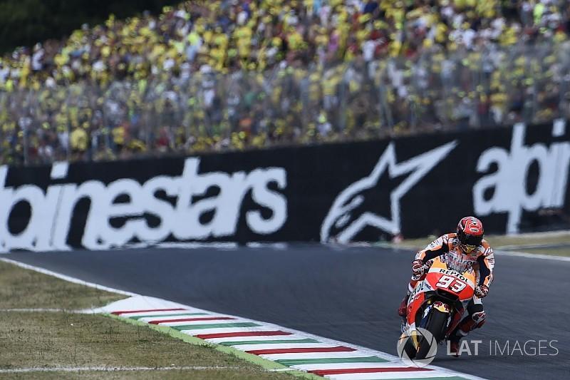 Preview MotoGP Mugello: Zet Marquez zijn zegetocht in Rossi-land voort?