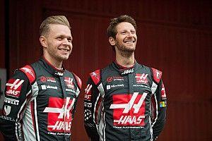 """Steiner : Grosjean et Magnussen """"vont se pousser dans leurs retranchements"""""""