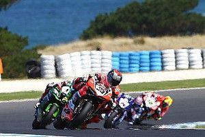 Melandri se rappelle au bon souvenir du Superbike en jouant la gagne