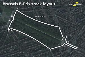 フォーミュラE 速報ニュース 【フォーミュラE】ブリュッセルePrix、開催地不確定で来季に延期か?
