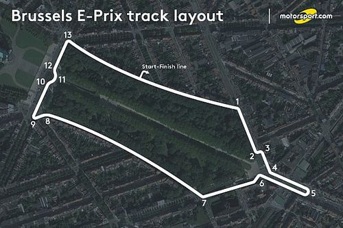 Brussels Formula E race depends on finding new venue