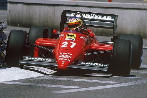 Remembering Michele Alboreto