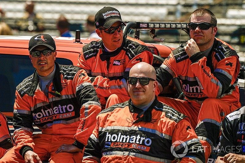 IndyCar's Holmatro deal extended by five years