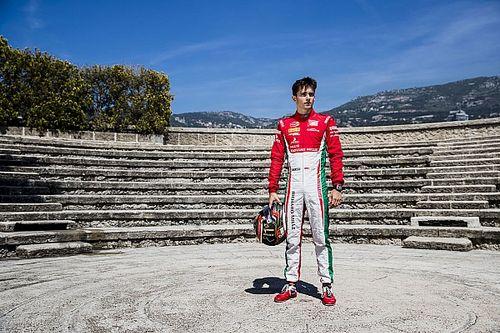Leclerc: Senang bisa start dari posisi pole di Monako