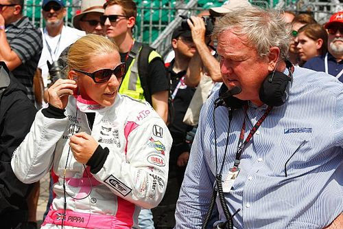 Pippa Mann to confirm Coyne drive in Indy 500