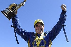 Capps claims fourth consecutive victory in Topeka