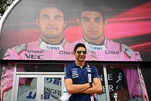 F1 Noticias de última hora Esteban Ocon permanecerá en Force India para 2018