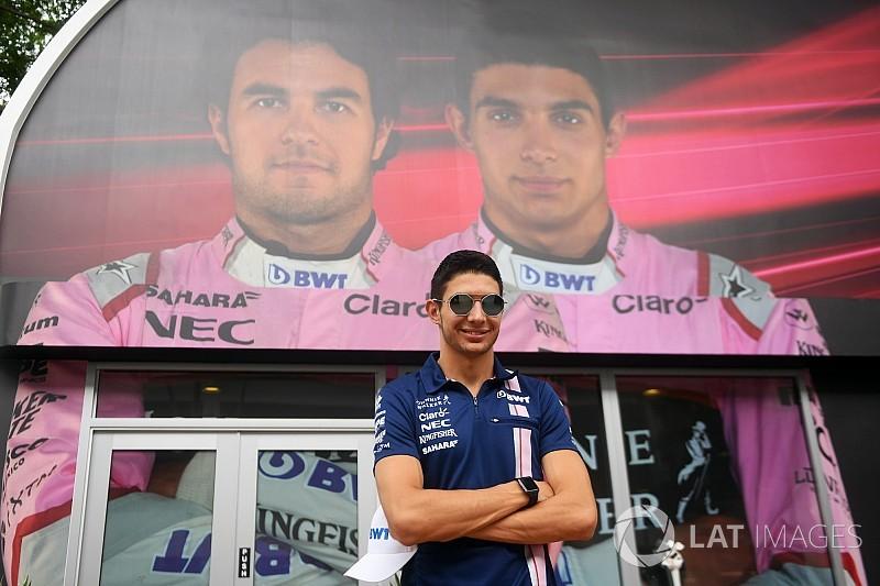 OFICIAL: Esteban Ocon seguirá en Force India en 2018