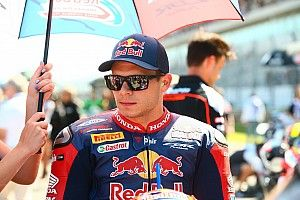 Stefan Bradl: Mit Honda-Wildcard in Tschechien am Start