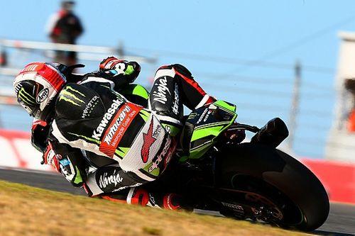 Rea, el más rápido con el WorldSBK en Portugal