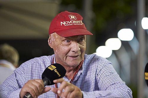 Rol Lauda bij Mercedes ongewijzigd na overname Niki Air