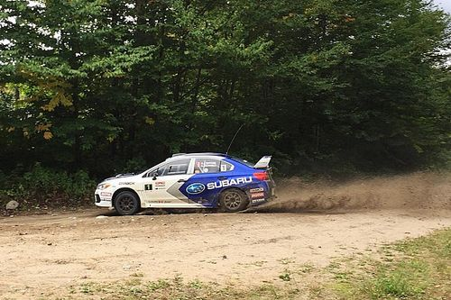 L'Estage and Ockwell capture victory at Rallye Défi