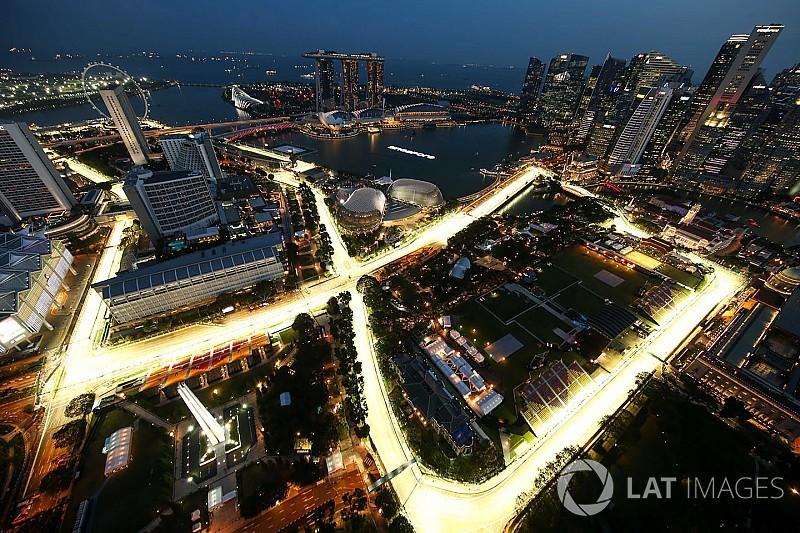 Circuito Callejero De Marina Bay : Todo lo que necesitas saber del gp de singapur