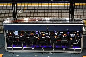 The secret room that shows what F1's really about