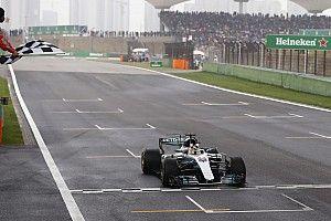 Relembre pilotos que, como Hamilton, dominaram GPs na F1
