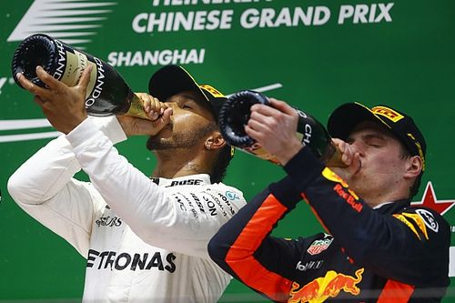 Gallery: Top 25 photos from the Chinese GP