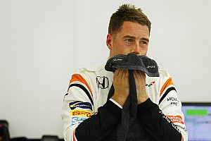 Formula 1 Special feature Vandoorne column: A strange situation but we will keep on pushing
