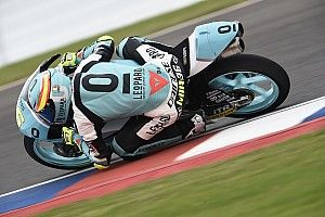 Moto3 Argentina: Mir kembali kalahkan McPhee dan Martin