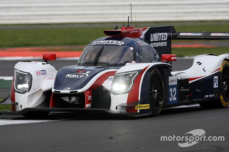Silverstone ELMS: United Autosports pips G-Drive to victory