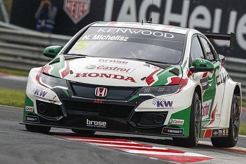 WTCC: Monteiro nyert, Michelisz pont nélkül az első futamon