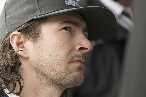"Hildebrand looks forward to ""extra tension"" on Indy 500 Bump Day"
