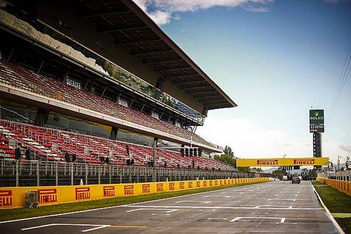 GP Spanje: De beste 25 foto's van donderdag