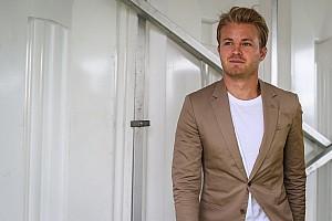 VIDEO: Rosberg envió un mensaje en español al pueblo mexicano