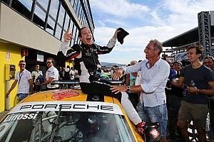 """Carrera Cup Italia, Linossi: """"Fantastico podio, competitiva con tutti"""""""
