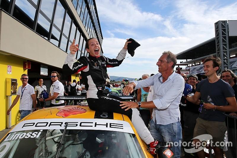 Carrera Cup Italia, Linossi-attack al podio di Imola