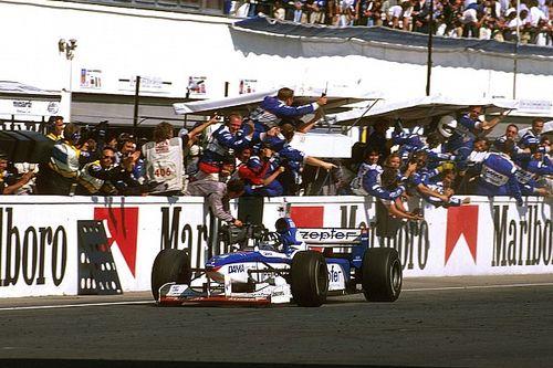 Vor 20 Jahren: Beinahe-Sieg von Damon Hill im Arrows bei F1 in Ungarn