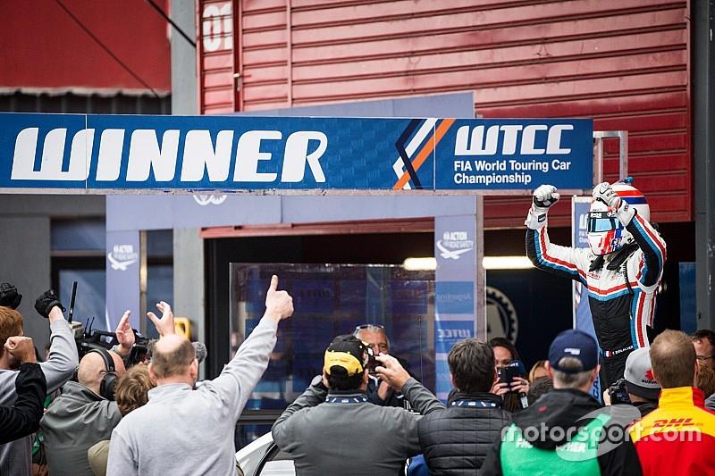 Primera victoria de Ehrlacher y podio de Guerrieri en Termas