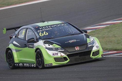 La Zengő Motorsport prolunga con Szabó fino a fine anno