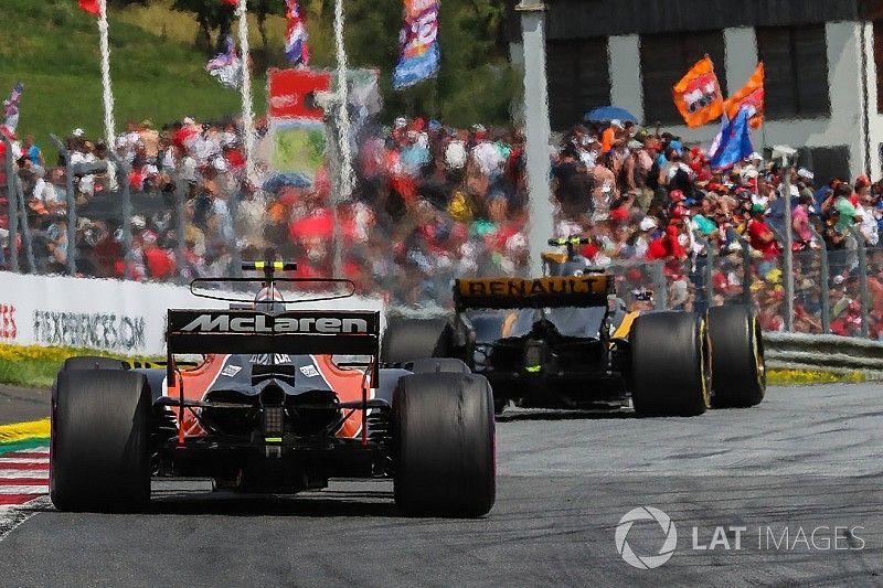 Renault ouvert aux idées de McLaren sur son moteur à long terme