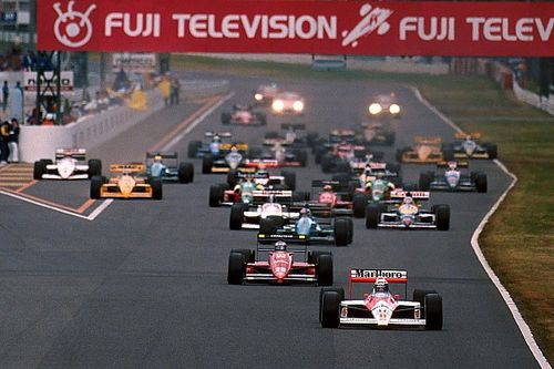 GP Japonii: Wszyscy zwycięzcy od 1976 roku