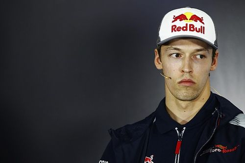 Kvyat feels singled out by F1 stewards after Sainz crash