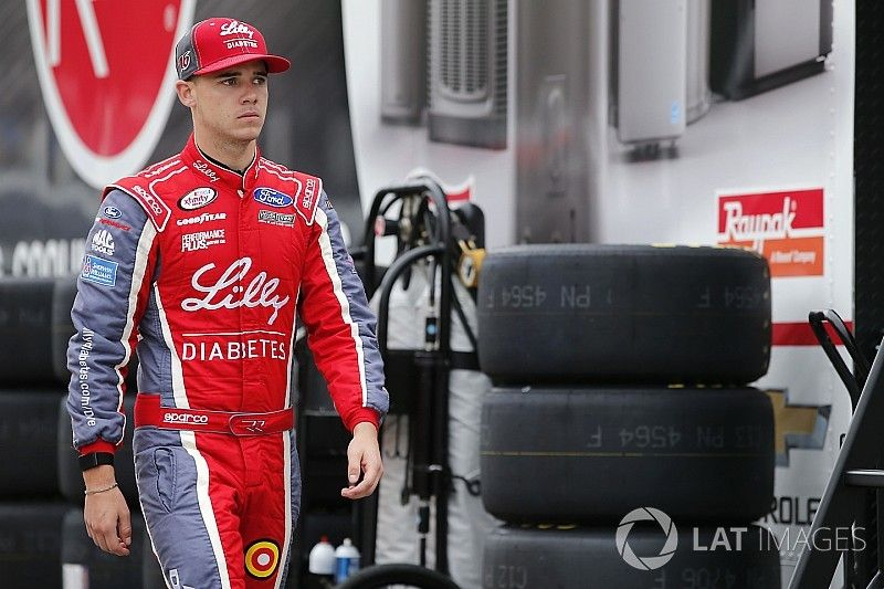 Will new IMS aero package give Ryan Reed an advantage?