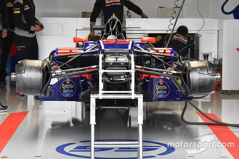 FIA summons Toro Rosso over 'unsafe' car