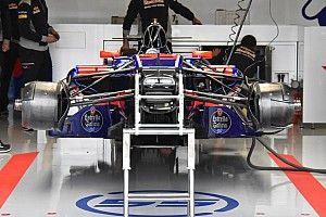 Toro Rosso op het matje bij de FIA vanwege 'onveilige auto'